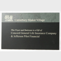naming canterbury shaker village